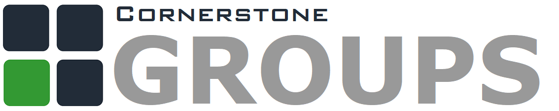Cornerstone Groups Logo